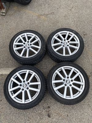 17 inch rims with tires for Sale in Fairfax Station, VA