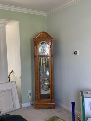 Howard Miller grandfather clock for Sale in Ashburn, VA