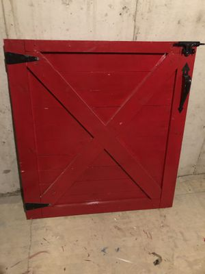 Bard door baby gate for Sale in Imperial, MO