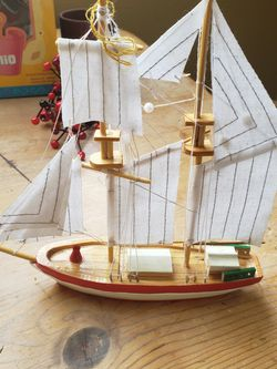 Masted Ship for Display for Sale in Auburn,  WA
