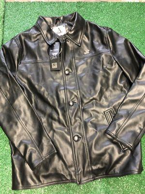 Designer leather jacket for Sale in Norwalk, CA