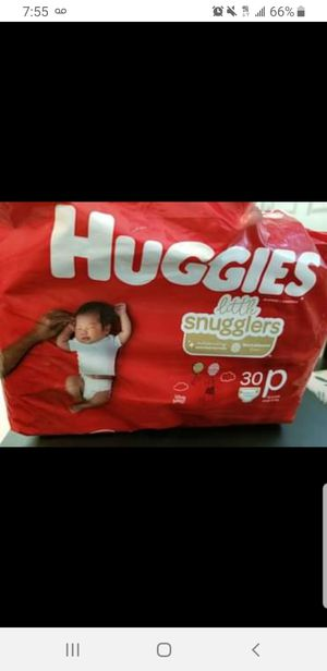 Huggies premie opened for Sale in Tolleson, AZ