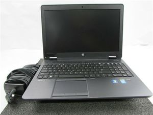 Laptop Hp Zbook 17 Core i7 Quad / 500GB SSD / 16GB RAM for Sale in Denver, CO