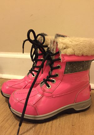 Pink UGG waterproof boot for Sale in NO POTOMAC, MD