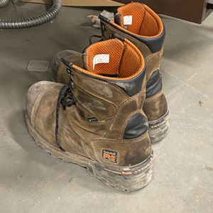 Slightly Used Timberland Pro Boots For Sale for Sale in Queens, NY