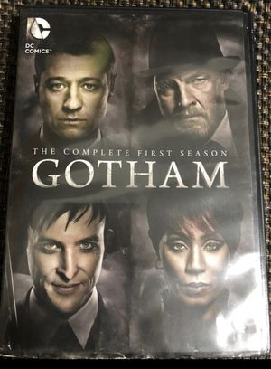 GOTHAM (complete first season)-Dvd-serie for Sale in Sunrise, FL