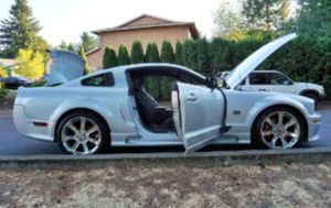 2007 Ford Mustang Saleen A/T for Sale in Princeton, WV