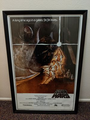 Star Wars Original Trilogy Posters for Sale in Irvine, CA