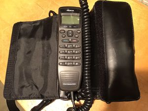 Vintage 70's Nokia Bell Atlantic cellular portable bag phone for Sale in Sterling, VA