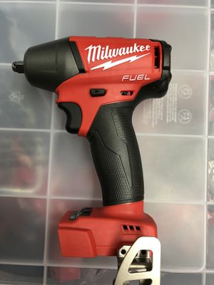 """Milwaukee M18 3/8"""" Impact Wrench with Friction Ring (Tool-Only) for Sale in Philadelphia, PA"""