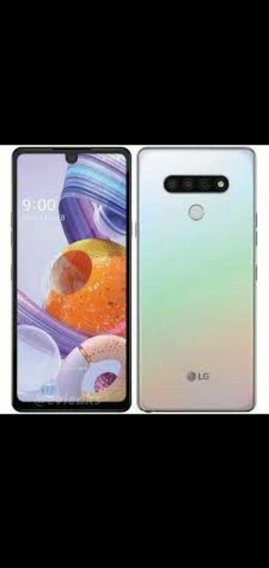LG Stylo 6 for Sale in Quincy, IL