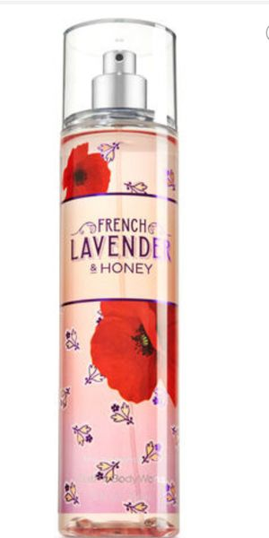 Bath And Body Works French Lavender & Honey Fine Fragrance Mist 8oz for Sale in Brooklyn, NY