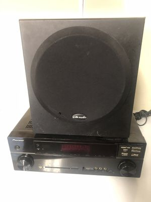 Surround sound system for Sale in Sanger, CA