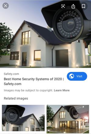 Installing home security system for Sale in Columbus, OH