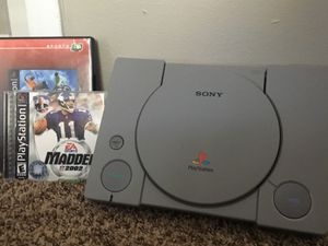 CLEAN Vintage PS1 PLUS 2 free games 🤩 for Sale in Indianapolis, IN