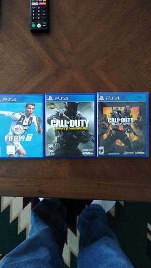 PS4 games for Sale in Peoria, AZ