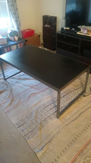 Black coffee table for Sale in Sunnyvale, CA