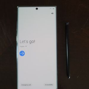Samsung Galaxy Note 10+ Plus Unlocked Verizon LIKE NEW for Sale in Nashville, TN