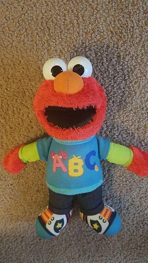 "Elmo ABC 13"" Plush Stuffed Animal for Sale in Orange, CA"
