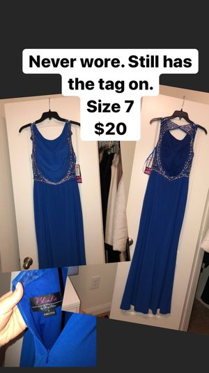 Blue Party/ Prom Dress for Sale in Fort Worth, TX