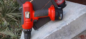 RIPBlack&Decker cordless drill for Sale in St. Petersburg, FL