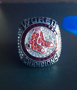 Brand New Boston Red Socks World Series Fan Ring for Sale in San Francisco, CA