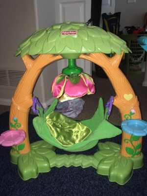 Fisher price baby swing for Sale in Denver, CO