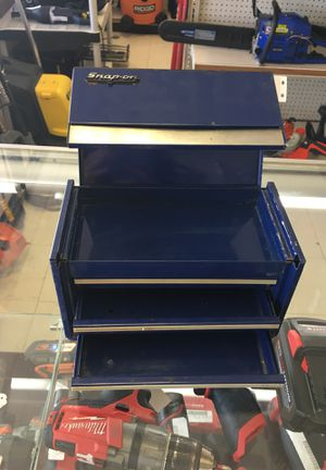 snap on small tool box for Sale in Austin, TX