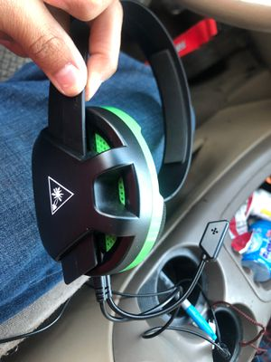 Turtle beach headset for Sale in Fullerton, CA