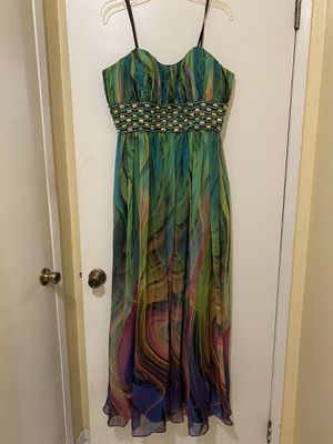 Chiffon Dress for Sale in Los Angeles, CA