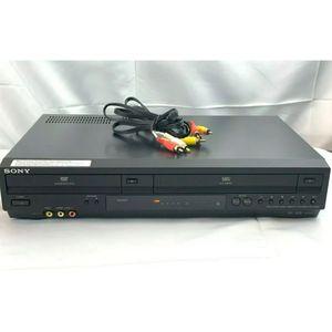 Sony SLV-D380P DVD VHS VCR 4-Head HiFi Video Cassette Recorder Player for Sale in Santa Ana, CA