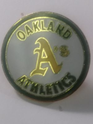 Oakland A's lapel pin for Sale in Waterbury, CT