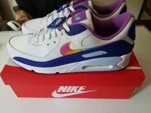 Size 11.5 Nike Air Max 90 Easter for Sale in Silver Spring, MD