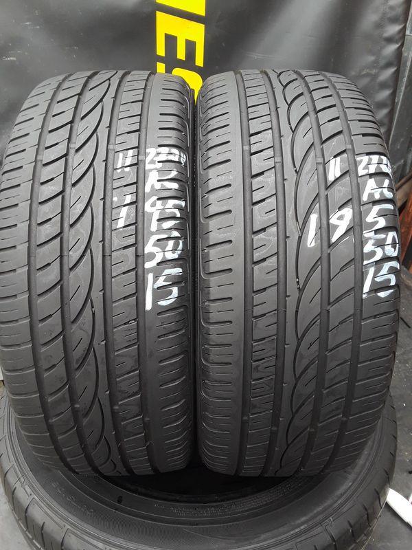 195/50-15 #2 tires