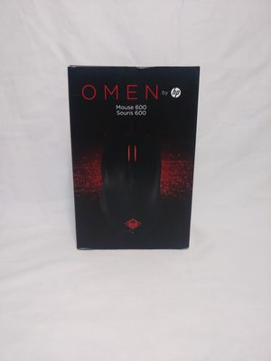 OMEN by HP Wired USB Gaming Mouse 600 for Sale in Spokane, WA