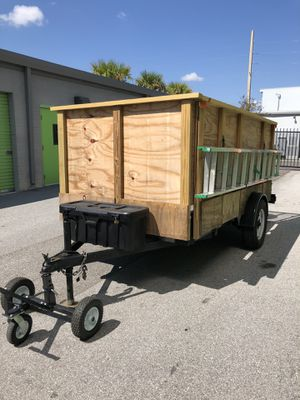 5x12 Trailer for Sale in Lake Worth, FL