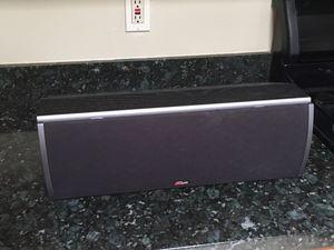 Polk audio center channel speaker csi3 rti model sounds amazing for Sale in Phoenix, AZ