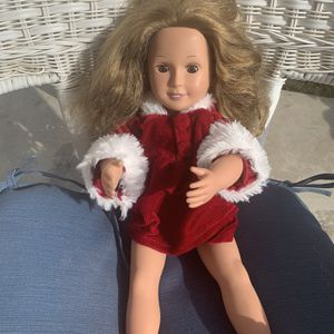 Our Generation Doll With Christmas Clothing for Sale in Anaheim, CA