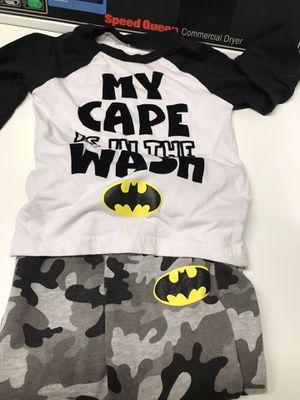 Batman boys 4T for Sale in Menomonie, WI