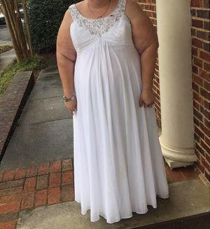 Plus size Wedding dress for Sale in Pelzer, SC