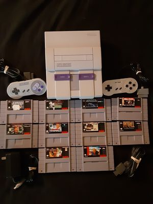 Super Nintendo Entertainment System for Sale in Bolingbrook, IL