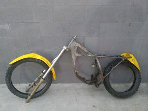 Motorcycle frame and parts for Sale in Santa Ana, CA