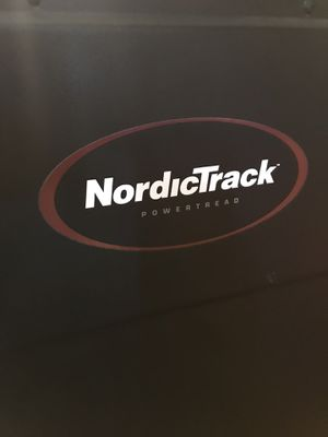 NordicTrack folding incline treadmill for Sale in Poteet, TX