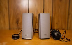 Bose Companion 20 Multimedia Speakers for Sale in Everett, WA