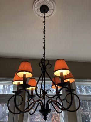 Beautiful high end chandelier for Sale in Oakton, VA