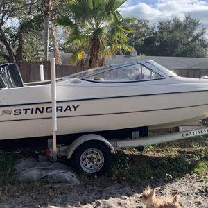 """Stingray 181RS Aluminum Trailer 17'ft 10"""" for Sale in Dunedin, FL"""