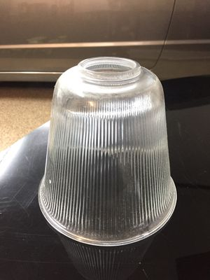 6 frosted glass light shades for Sale in Escondido, CA