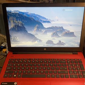 "HP 15.6"" Laptop Intel Dual Core 2.16GHz 500GB HDD 4GB RAM Win10 for Sale in Belmont, NC"