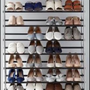 Rolling Shoe Rack for Sale in Brooklyn, NY