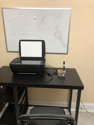 Study table + study chair + Marker Board for Sale in Melbourne, FL